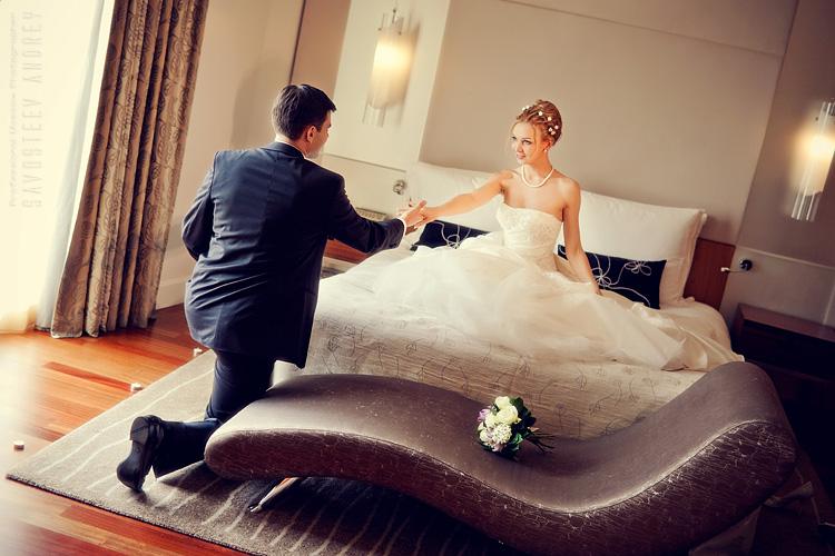 свадьбы секс после красивый смотреть молодых